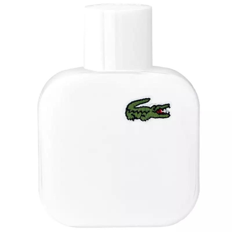 Lacoste L 12.12 Blanc Pure Masculino Eau de Toilette 50 ml