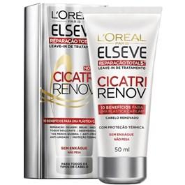 Leave-in de Tratamento Elseve 50 ml Cicatri Renov