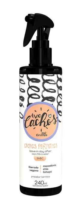 Leave In Griffus Amo Cachos 240 ml Cachos Perfeitos