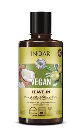 Leave-in Inoar Vegan 300 ml