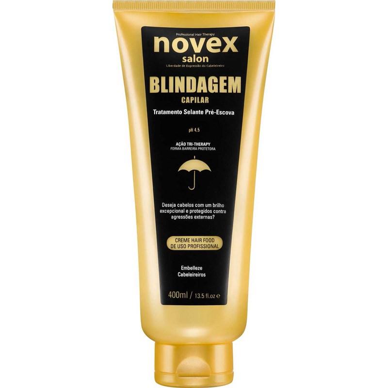 Leave In Novex Blindagem Salon 400ml