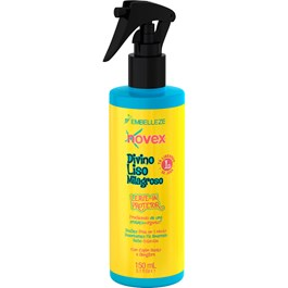 Leave In Novex Divino Liso Milagroso 150ml