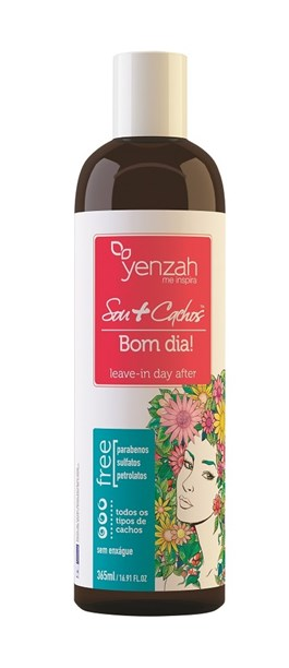 Leave-in Yenzah Sou + Cachos 365 ml Day After