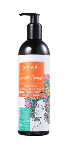 Leave-in Yenzah Sou + Cachos 365 ml Forte