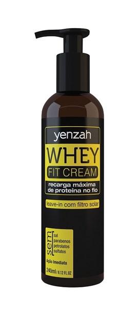 Leave-in Yenzah Whey Fit Cream 240 ml