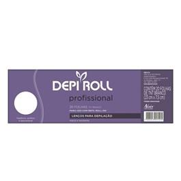 Lenços para Depilação Depi Roll 20 unidades