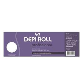 Lenços para Depilação Depi Roll 50 unidades