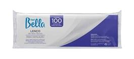 Lenços para Depilação Depil Bella 100 unidades