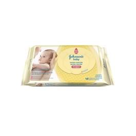 Lenços Umedecidos Johnson's Baby 48 unidades Recém Nascido