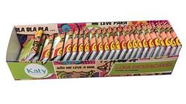 Lixa Destacável Para Unhas Katy Mini Embalagem 36 Cartelas