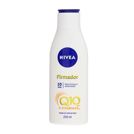 Loc?o Firmadora Nivea Q10 Plus 200 ml Todos os Tipos de Pele