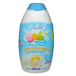 Loc?o Hidratante Muriel Baby 100 ml Menino
