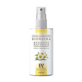Loção Clareadora Anaconda Biondina 140 ml Reflexos Naturais