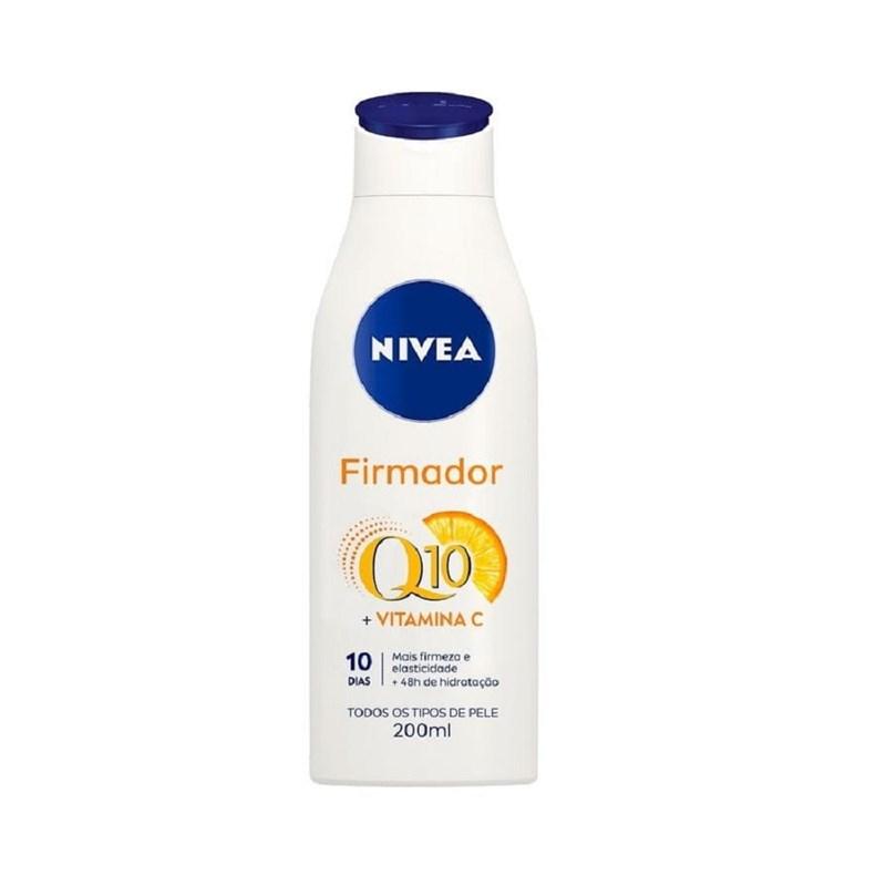 Loção Firmadora Nivea Q10 Plus 200 ml Todos os Tipos de Pele