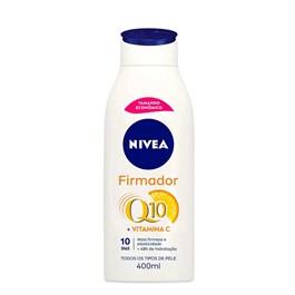 Loção Firmadora Nivea Q10 Plus 400 ml Todos os Tipos de Pele