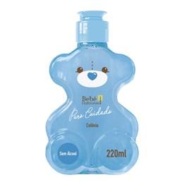 Loção Hidratante Bebê Natureza Puro Cuidado 240 ml Menino