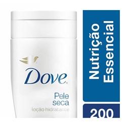 Loção Hidratante Dove Nutrição Essencial 200 ml Pele Seca