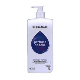 Loção Hidratante Hidramais 1 Litro Perfume de Bebê
