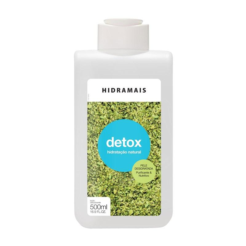 Loção Hidratante Hidramais 500 ml Detox