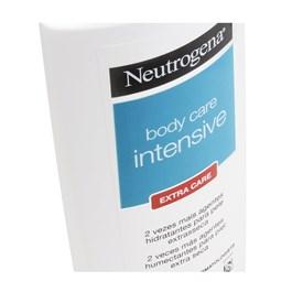 Loção Hidratante Neutrogena Body Care Intensive 200 ml Extra Care