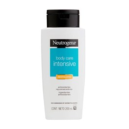 Loção Hidratante Neutrogena Body Care Intensive 200 ml Revitalizing