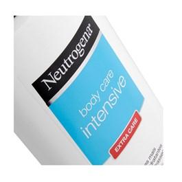 Loção Hidratante Neutrogena Body Care Intensive 400 ml Extra Care
