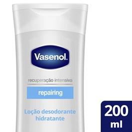 Loção Hidratante Vasenol 200 ml Repairing