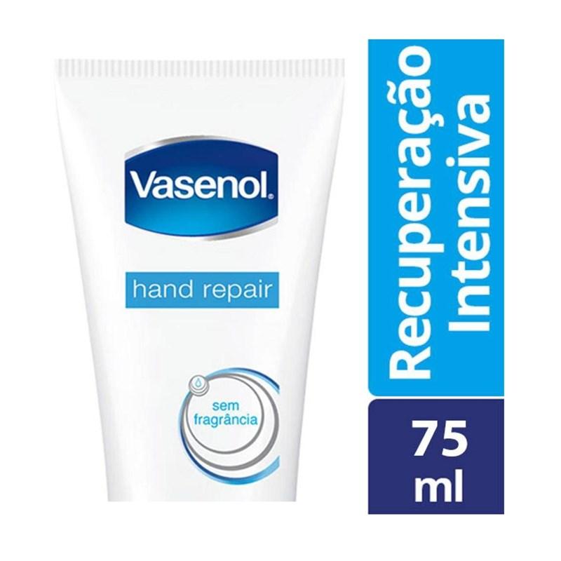 Loção Hidratante Vasenol 75 ml Hand Repair