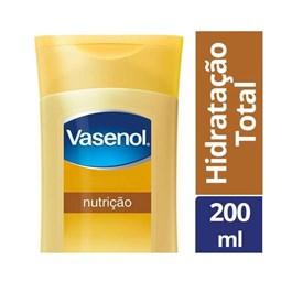 Loção Hidratante Vasenol Hidratação Total 200 ml Nutrição