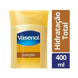 Loção Hidratante Vasenol Hidratação Total 400 ml Nutrição