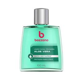 Loção Pós Barba Bozzano 100 ml Aloe Vera