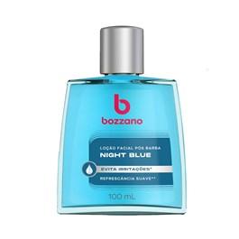 Loção Pós Barba Bozzano 100 ml Night Blue
