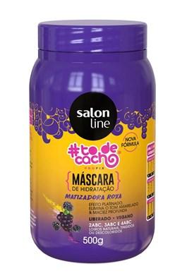 Maionese Matizadora Salon Line #todecacho 500gr Capilar