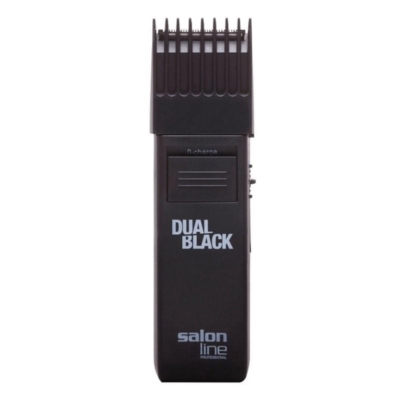 Máquina de Acabamento Salon Line Dual Black Bivolt