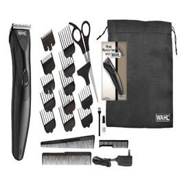 Máquina de Corte e Aparador de Barba Wahl Haircut & Beard Bivolt