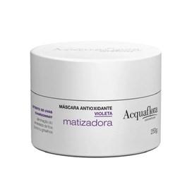 Máscara Acquaflora 250 gr Violeta Matizadora