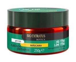 Máscara Bio Extratus Botica 250 gr Cachos Perfeitos