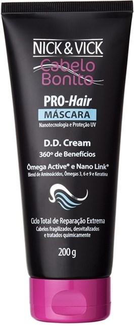 Máscara Cabelo Bonito Pro Hair 200 gr D.D Cream