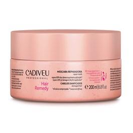 Máscara Cadiveu Professional Hair Remedy 200 ml Cabelos Danificados
