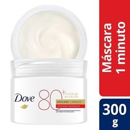Máscara Concentrada Dove 300 gr Fator de Nutrição 80+