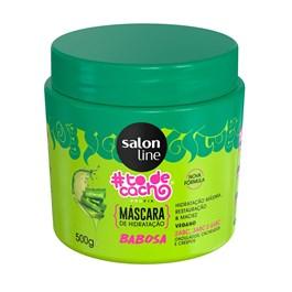 Máscara de Babosa Salon Line #todecacho 500 gr Alerta Salvação!