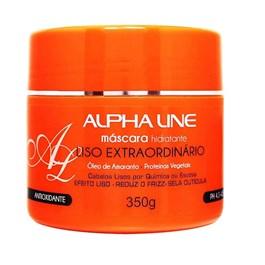 Máscara de Hidratação Alpha Line 350 gr Liso Extraordinário