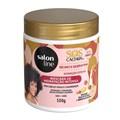 Máscara de Hidratação Concentrada Salon Line S.O.S Cachos 500 gr Óleo de Rícino e Queratina