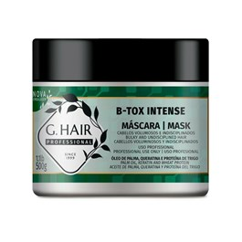 Máscara de Hidratação G.Hair 500 gr B-Tox Intense