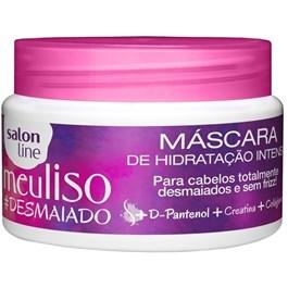Máscara de Hidratação Intensa Salon Line Meu liso #Desmaiado 300 gr