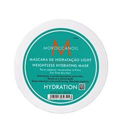 Máscara de Hidratação Moroccanoil 250 ml Leve