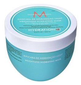 Máscara de Hidratação Moroccanoil 500 ml Leve