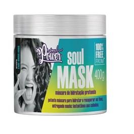 Máscara de Hidratação Profunda Soul Power 400 gr Soul Mask