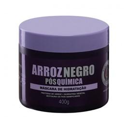 Máscara de Hidratação Salon Opus 400 gr Arroz Negro