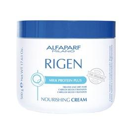Máscara de Nutrição Alfaparf Rigen 500 gr Milk Protein Plus